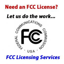 FCC Licensing Service