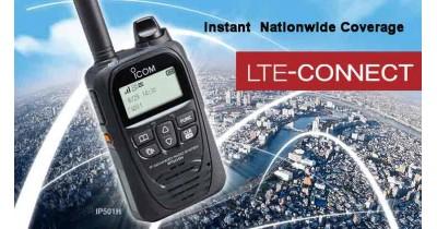 Icom IP501 LTE Radio