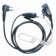 Connect Systems CSI-016 Surveillance Earpiece with Acoustic Tube