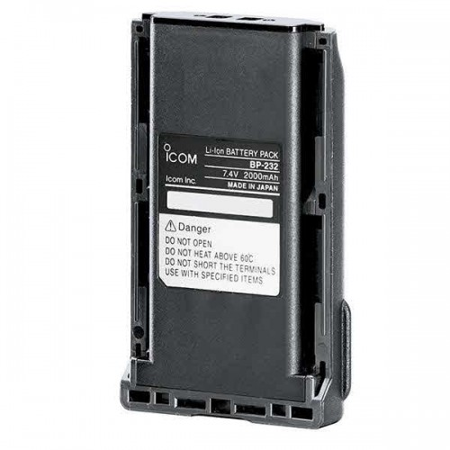 Icom BP-232H