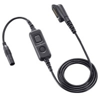 Icom VS-5MC VOX / PTT Cable - New 14-Pin Connector