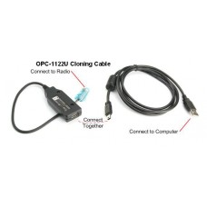 Icom OPC-1122U Programming Cable - USB PC Connector on