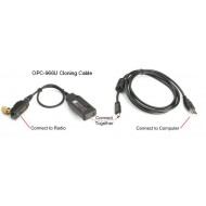 Icom OPC-966U Cloning Cable - USB PC Connector