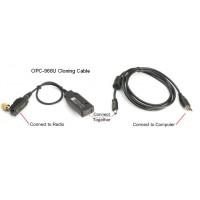 Icom OPC-966U Cloning Cable - USB PC Connector