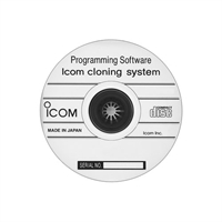 CS-F3011 Icom Software for IC-F3011 & F4011 - Download