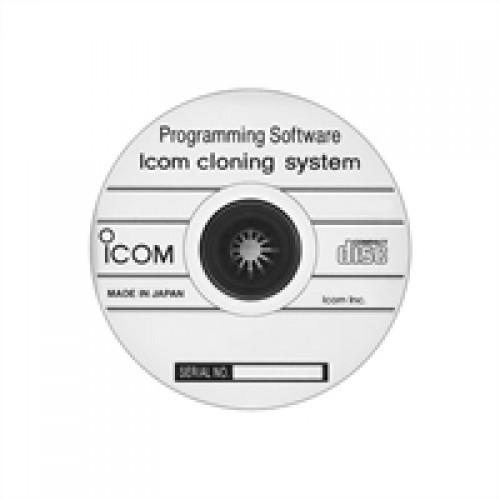 CS-M72 Icom Software