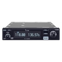 Icom A220 AirBand Radio - Panel Mount