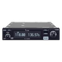 Icom A220 AirBand Radio - Non-TSO Panel Mount