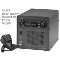 Icom A220B AirBand Radio - Base Station