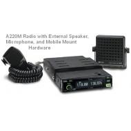 Icom A220M AirBand Radio - Mobile Mount