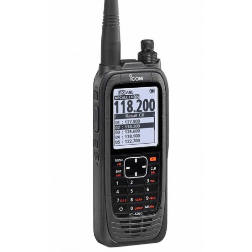 Icom A25C AirBand Radio