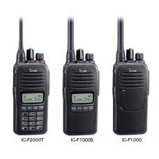 Icom F1000 | F2000 Two-Way Radio