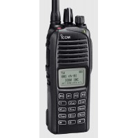 Icom F3261DT RR Railroad Version Radio