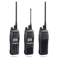 Icom F9011 VHF | F9021 UHF P25 Two-Way Radio