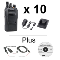 Icom F1100D   F2100D Radio - Multi-Pack
