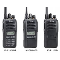 Icom F1100D | F2100D Digital Radio
