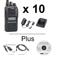 Icom F1100DS   F2100DS Radio - Multi-Pack
