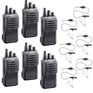 Icom F3001 | F4001 Six Pack Bundle