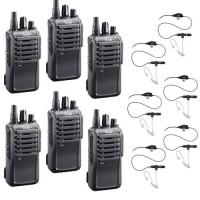 Icom F3001 | F4001 Six Pack Bundle