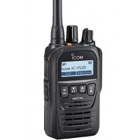 Icom F52D UL VHF Intrinsically Safe with Voice & Vibrate
