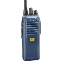 Icom F3201DEX | F4201DEX Intrinsically Safe Radio ATEX