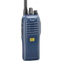 Icom F3201DEX | F4201DEX Intrinsically Safe Radio ATEX
