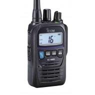 Icom M85UL Intrinsically Safe Land & Marine Radio