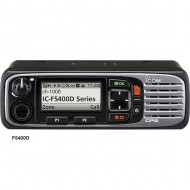 Icom F5400D VHF | F6400D UHF Digital Mobile Radio