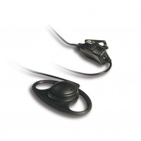 Kenwood KHS-27 D-Ring In-Line PTT Headset