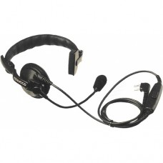 Kenwood KHS-7A Single Muff Headset with inline PTT