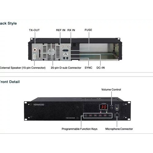 Kenwood NXR-710 VHF