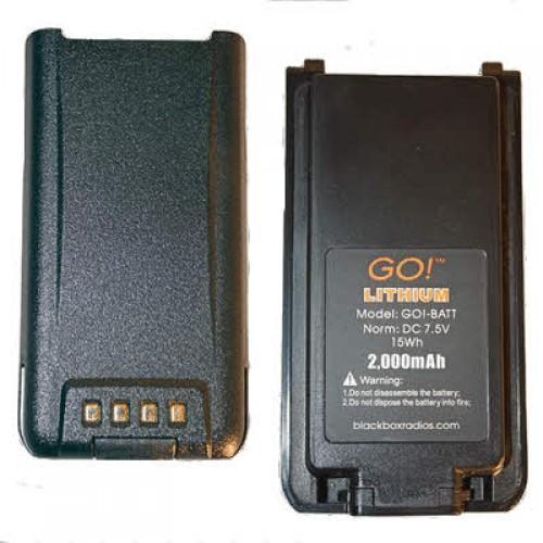 BlackBox GO Battery