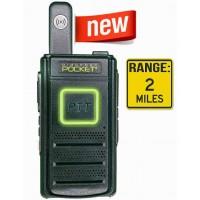 BlackBox Pocket PLUS Analog UHF Radio
