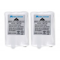 Midland AVP14 Rechargeable Battery for LXT600