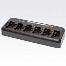 Motorola PMLN6588 6-Bank Gang Charger