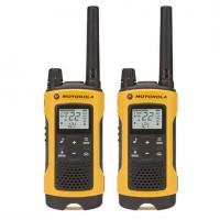 Motorola T402 Rechargeable Radios 2-Pack