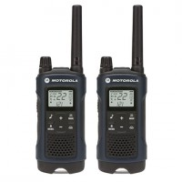Motorola T460 Rechargeable Radios 2-Pack