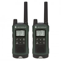 Motorola T465 Rechargeable Radios 2-Pack