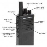 Motorola RMU2080 Radio | Motorola RM Series