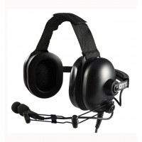 OTTO V4-10019-S Behind-the-Head IS/ATEX Headset | Kenwood KA