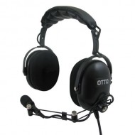 OTTO V4-10018-S Over-the-Head IS/ATEX Headset | Kenwood (KA)