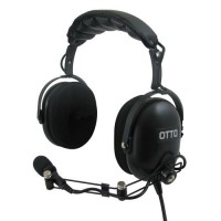 OTTO V4-10018-S Over-the-Head IS/ATEX Headset | Kenwood KA