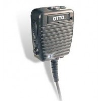 OTTO V2-S2ER12111-S IS/ATEX Approved Storm Speaker Mic | Harris ER