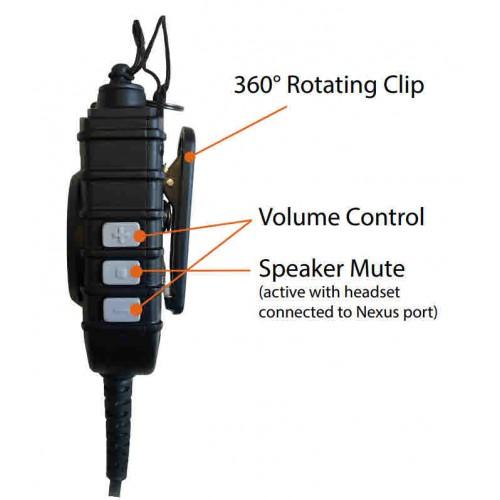 ENDURA Speaker Mic