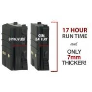 Harris XL-PA3V Battery Replacement (5000mAh) | BPPA3VLIXT