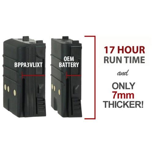 Harris XL-PA3V Battery BPPA3VLIXT