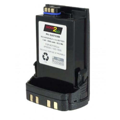 G2G7038 | Motorola APX6000 Battery