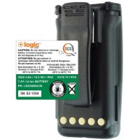 Harris BT-023406 Intrinsically Safe Battery Replacement (2500mAh)   LE234066LIIS