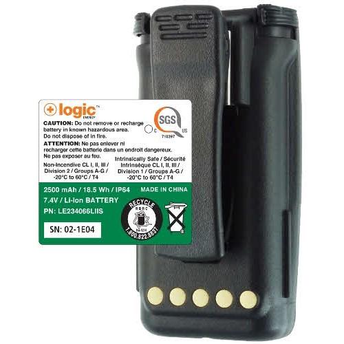 Harris BT-023406 Battery | LE234066LIIS