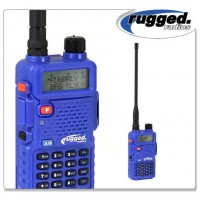 Rugged Radios RH-5R Dual Band (VHF/UHF) Radio